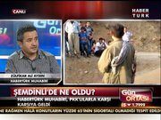Habertürk muhabiri PKK'lılarla yüzyüze!