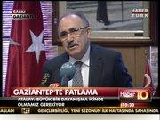 Beşir Atalay'dan Gaziantep açıklaması!