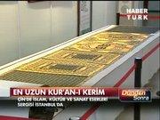 En uzun Kuran-ı Kerim