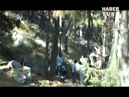 PKK'nın cephaneliği Alanya'da bulundu!