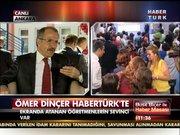 Milli Eğitim Bakanı Dinçer, Habertürk'te! 2