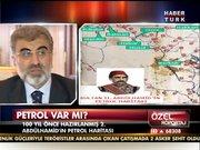 2. Abdülhamit'in petrol haritası!