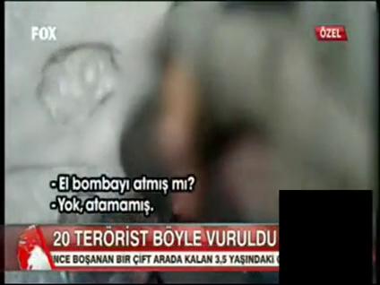 20 terörist böyle vuruldu!