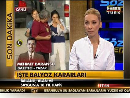 Mehmet Baransu'dan Balyoz kararlarına yorum!