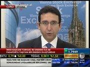 İMKB Başkanı Turhan, Bloomberg HT'de!