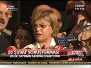 Tansu Çiller, 28 Şubat'ı anlattı!