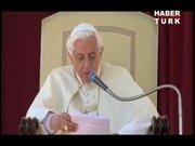 Papa, Arapça vaaz verdi!