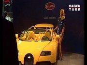 İstanbul Autoshow 2012'nin en hızlısı Bugatti!