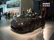 İstanbul Autoshow 2012'den görüntüler