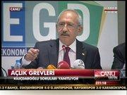 Kılıçdaroğlu'ndan açlık grevi açıklaması!