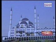 Çamlıca Camii ilk kez Habertürk TV'de!