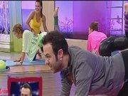Pilates baskını!