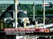Çamlıca Camii polemikleri