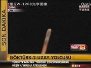 Göktürk-2 uzaya gönderildi
