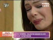 Sevda Demirel'i ağlatan şey ne?