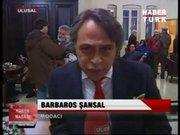Barbaros Şansal, nasıl dövüldüğünü anlattı!