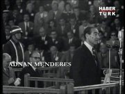 Necip Fazıl'dan Menderes'e...