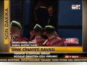 Hrant Dink cinayeti davasında gelişme!