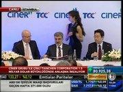 Kazan soda yatırım anlaşması imzalandı!
