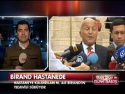 Mehmet Ali Birand yoğun bakımda!
