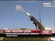 """""""Tek amacımız Türk halkını korumak"""""""