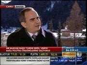 Merkez Bankası Başkanı, Bloomberg HT'de!
