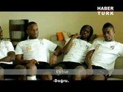 Arkadaşları Eboue dedi!