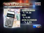 Enflasyon yine el yaktı