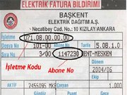 Elektrik faturasına indirim!