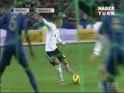 Mesut Özil'den müthiş asist!
