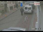 Samatya saldırganı güvenlik kamerasında!