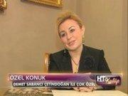 HT Kulüp - 15 Aralık 2012 - Demet Sabancı Çetindoğan