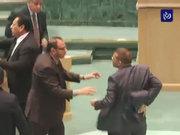 Meclis'te silahına davrandı!