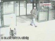 Katil zanlısı güvenlik kamerasında!