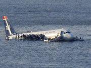 Uçak kazasında mücize yaşandı!