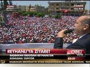 Başbakan Reyhanlı'da!