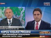 """""""Taksim'in AVM'ye ihtiyacı yok"""""""