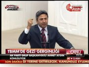 Ahmet Aydın'dan Gezi Parkı açıklaması!