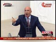 Mahmut Tanal'dan Gezi Parkı açıklaması!