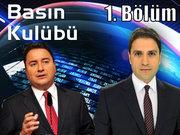 Basın Kulübü - 14 Haziran 2013 - Ali Babacan - 2/2