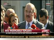 Başbakan Erdoğan Akil İnsanlarla görüştü