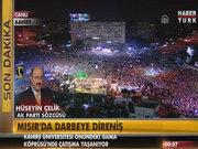 AK Parti sözcüsü Hüseyin Çelik'ten Mısır yorumu