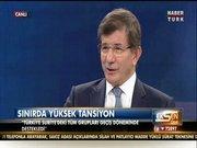 Dışişleri Bakanı Davutoğlu'ndan önemli açıklamalar 2
