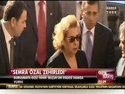 ''Semra Özal zehirledi''