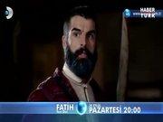 'Fatih' ilk bölüm fragmanı yayınlandı