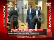 Mancini Galatasaray'da!