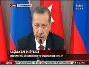 Başbakan Erdoğan'dan önemli açıklamalar! 2