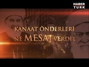 Doğru Açı - 6 Aralık 2013 - Kanaat önderlerinin rolü / 1