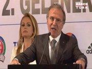 Mehmet Ali Şahin'den çarpıcı 'Hakan Şükür' yorumu