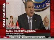 Bakan Güler'den flaş fezleke açıklaması!